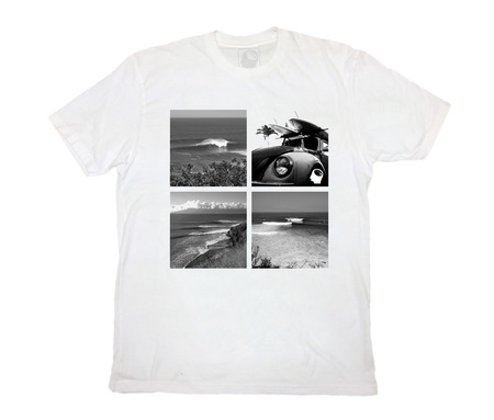 Tees - Hi Minded Maui Surf Break Tee