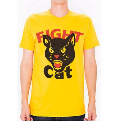 Mangas Cortas - Fight For Your Right Remeras Cat