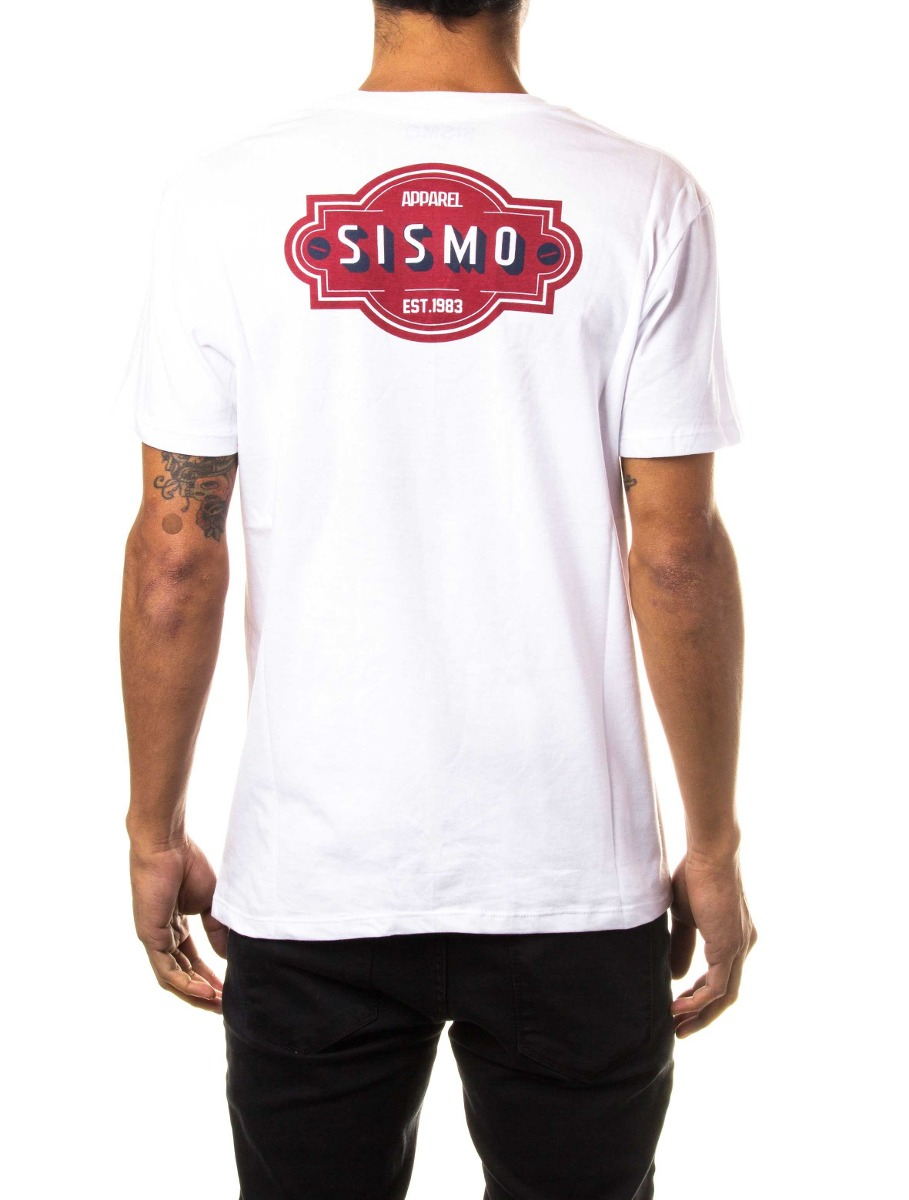 Mangas Cortas - Sismo The Shield Tee W16