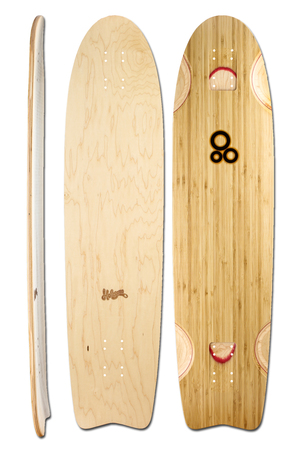 Boards - Holesom Longboards Loaf Freeride