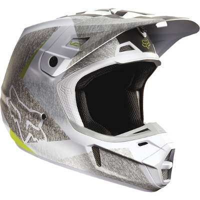 Cascos - Fox Head Casco Motocross Fox Head - V2 Drezden