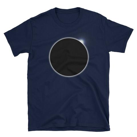 Clothing - Concrete Coast Total Solar Eclipse Clean Tee