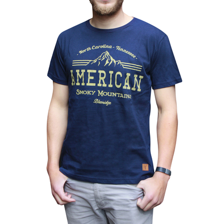 Mangas Cortas - Blueridge Remera Tennessee