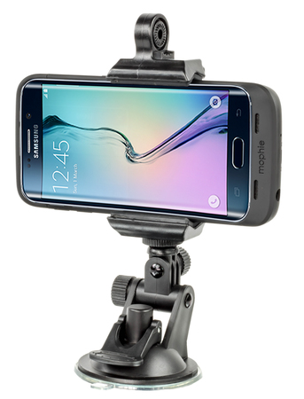 Electronics - Velocity Clip Suction Cup Mount