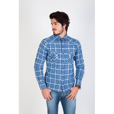 Mangas Largas - Kout Camisa Rough