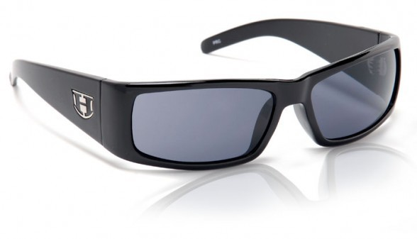 Sunglasses - Hoven Vision THE ONE Black Gloss / Grey