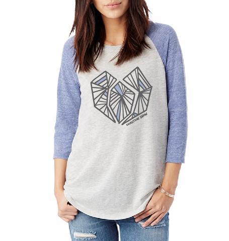 Tees - Coalition Snow Women's Baseball Tee