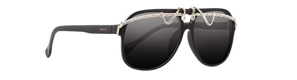 Sunglasses - Nectar Sunglasses Polarized // Wrapped Midnite