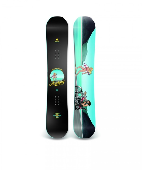 Boards - Academy Snowboards Rhythm Reverse Camber