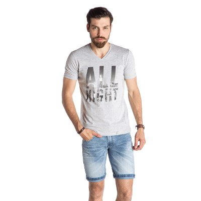 Indumentaria - Kout Remera All Night- Kout Hombre