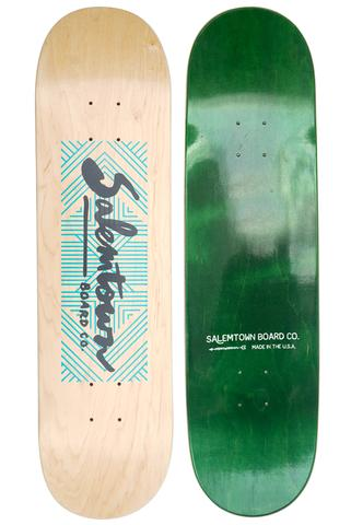 Boards - Salemtown Board Co The Natural Shortboard