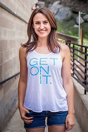 Tanks - California 89 Women's Get on It Tank