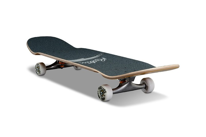 Restless Longboards AstroHican Yellow Deck Longboard - Deck only