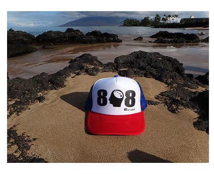 Ball Caps & Snapbacks - Hi Minded 808 Trucker Hat