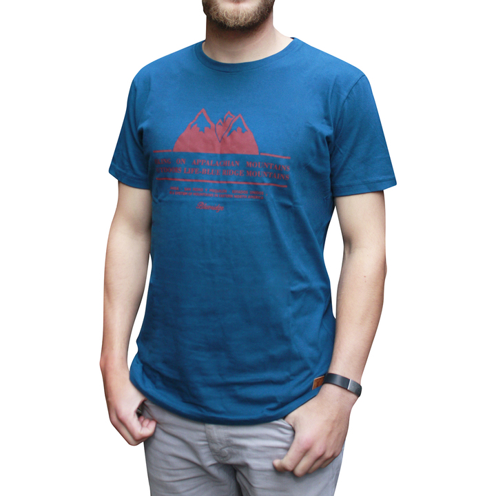 Mangas Cortas - Blueridge Remera Appalachian