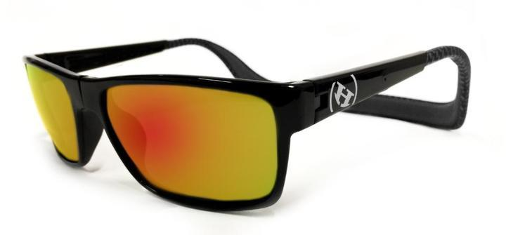 Hoven Vision MONIX Black Gloss- Black Grey Checker - Polarized