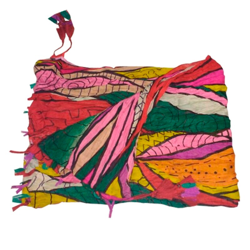 Pashminas - Fight For Your Right Pashmina Multicolor Aladin