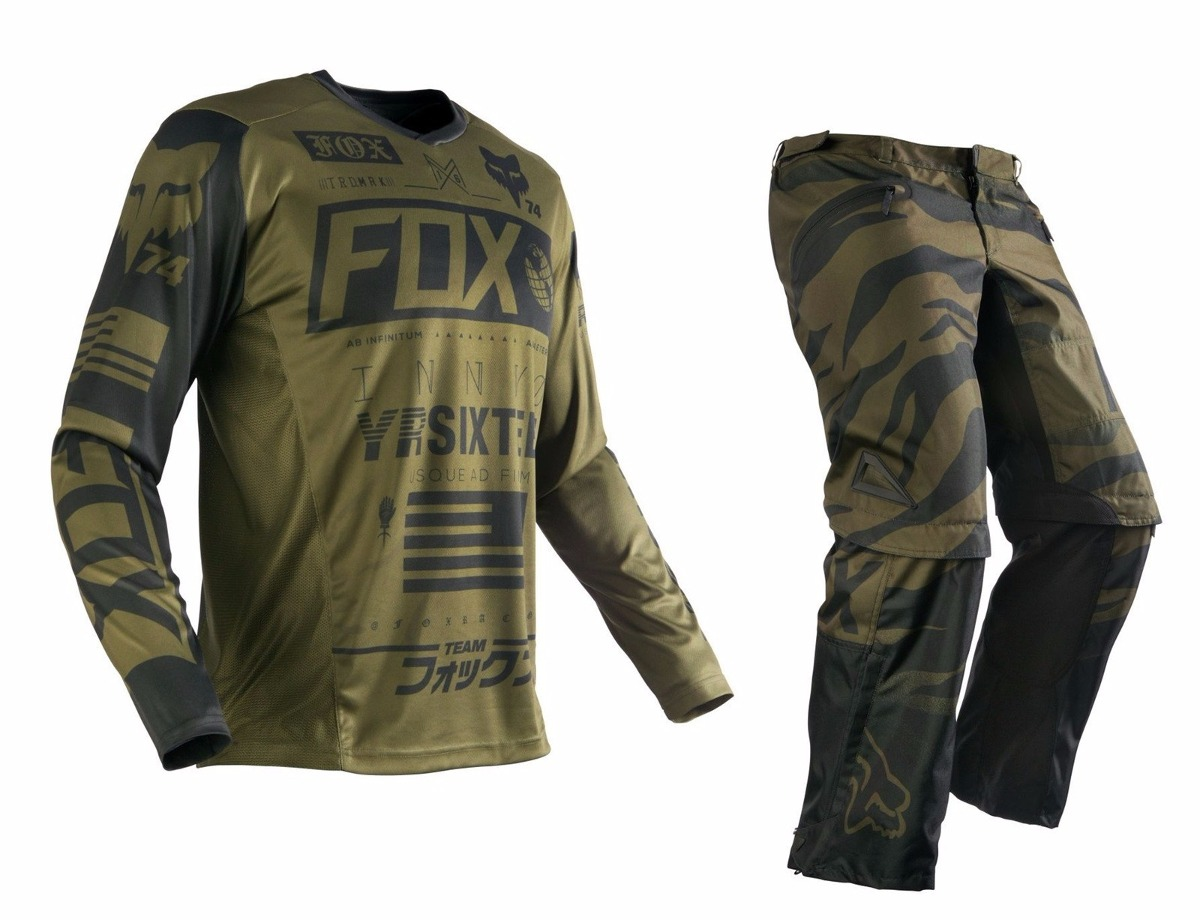 Fox Head Equipo Enduro Fox Head Nomad Union - L-34- #15147532