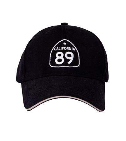 Ball Caps & Snapbacks - California 89 Basic Cap Shield