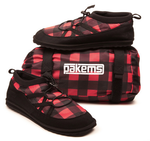 Shoes - Pakems Men's Low-Top