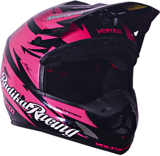 Cascos - Radikal Racing Casco Motocross Volt Series