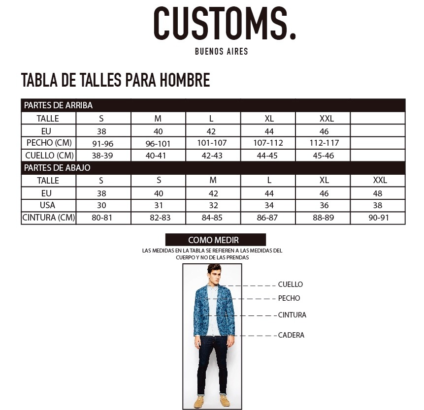 Bermudas y Shorts - Customs BA Bermuda Clasica Ibiza
