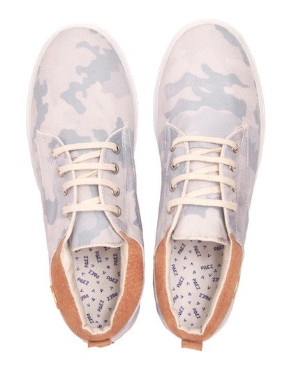 Zapatillas - Paez Sneaker Grey Camo