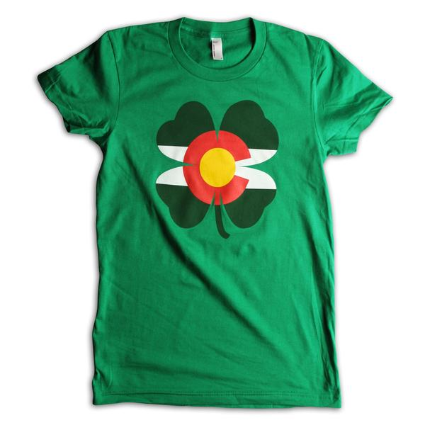 Tees - Kind Design CO Clover T-Shirt