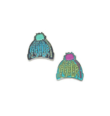 All Mountain - Coalition Snow Beanie Pin