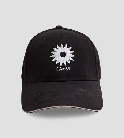 Ball Caps & Snapbacks - California 89 Basic Cap Snowflake