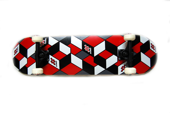 Boards - X Games The Picasso