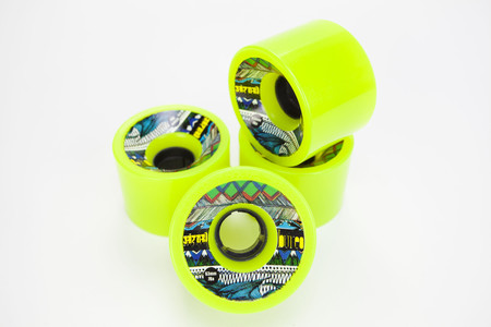 Wheels - Bureo Skateboards Satori Eco-Cruiser Wheels