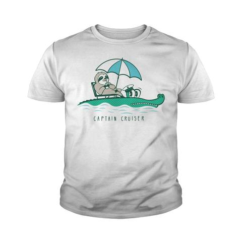 Tees - Cuipo Copy of Captain Cruisers Tee