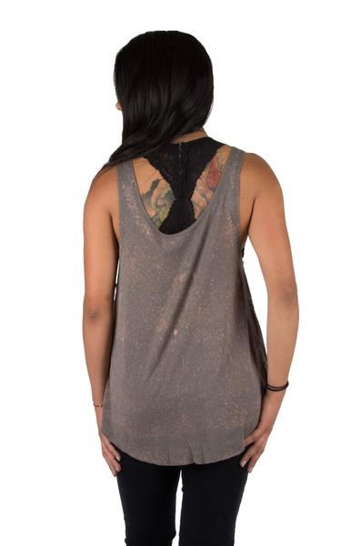 Shirts - Desolation Supply Co Deso Tank - Potassium Wash