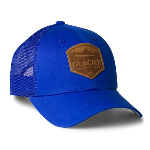 Ball Caps & Snapbacks - Kind Design GLACIER NATIONAL PARK CAP