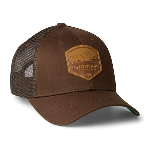 Ball Caps & Snapbacks - Kind Design YELLLOWSTONE NATIONAL PARK CAP