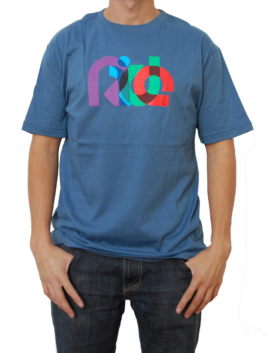 Mangas Cortas - X Games Remera Ride