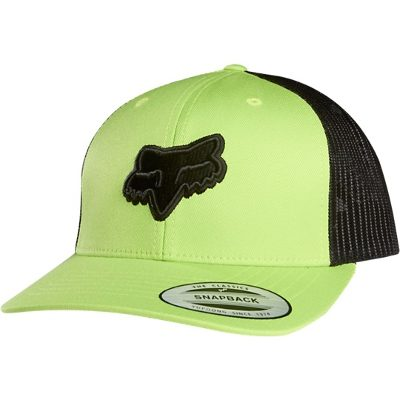 Truckers - Fox Head Gorra Fox Head  - Binding Snapback #10126004