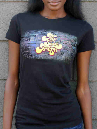 Tees - Flipside Fresh FSF GRAFFITTI WALL (LADIES)