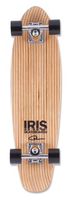 Boards - Iris Skateboards Rip Ride - Complete