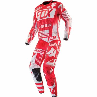 Fox Head Equipo Motocross Fox Head Flexair U- Talle L/34- #15756003