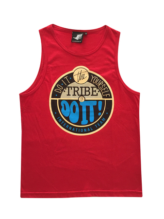 Mangas Cortas - Do It Yourself Musculosa Tribe dye