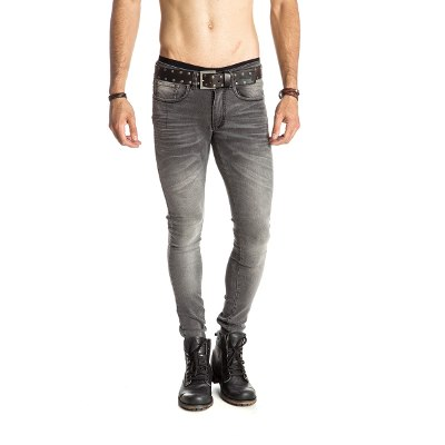 Jeans - Kout Jean Denim Robert Black Chupin
