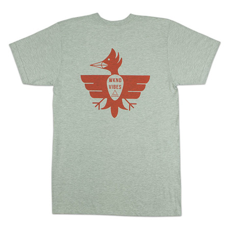 Tees - STZ Native Bird