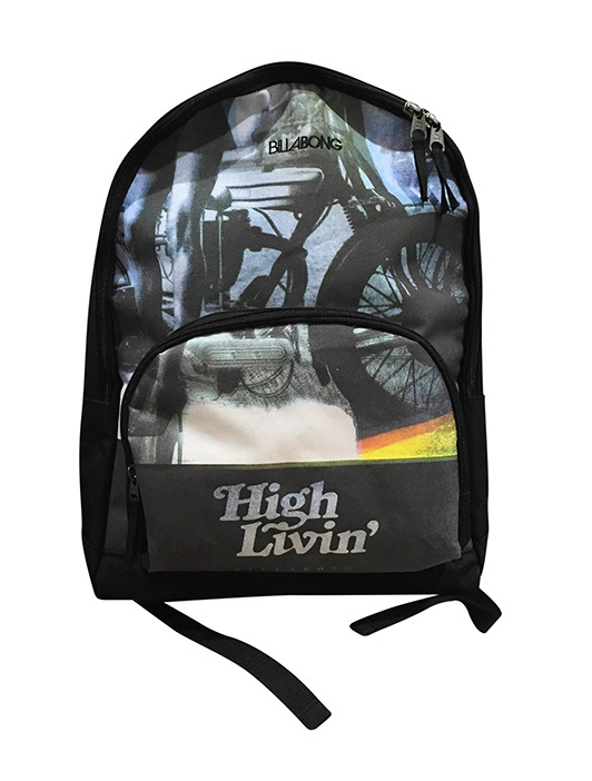 Mochilas - Billabong Mochila High Livin