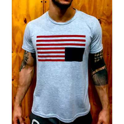 Mangas Cortas - Vita Remera Washington