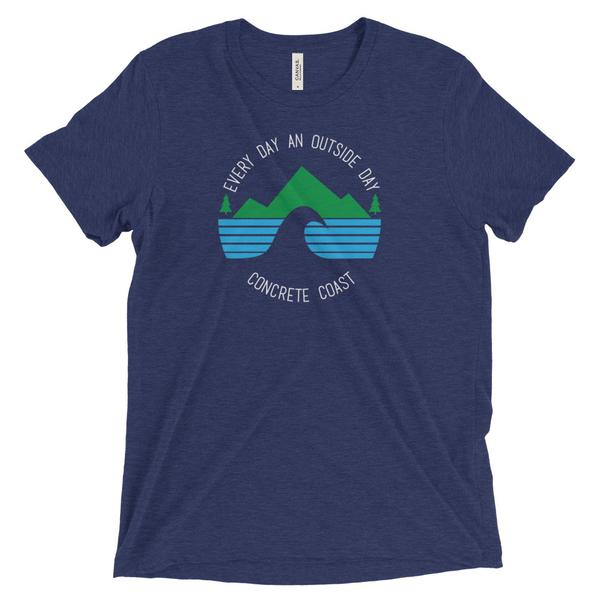 Clothing - Concrete Coast Short sleeve t-shirt