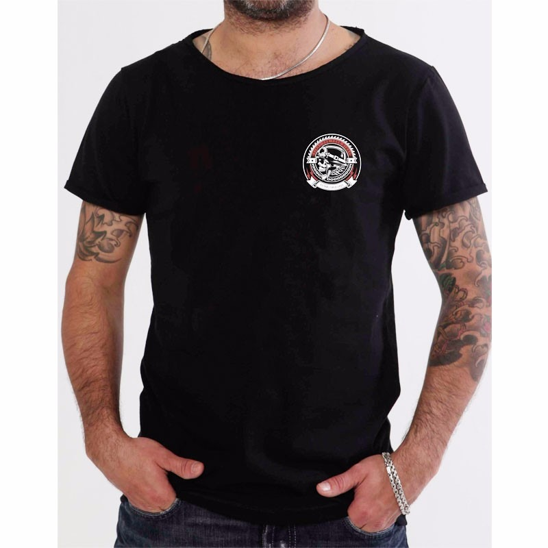 Mangas Cortas - Fight For Your Right Remera Biker