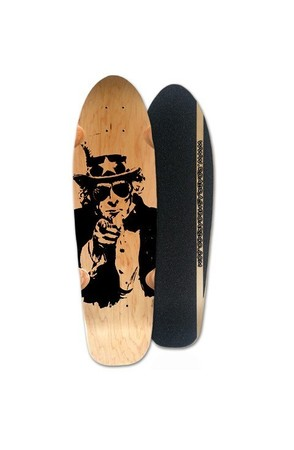Boards - Roadrash Board Co KALAYAAN - Uncle Sam