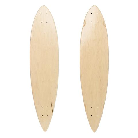 Clothing - Concrete Coast Speer Blank Pintail Longboard Deck